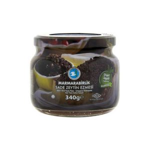 Plain Olive Puree , 12oz - 340g