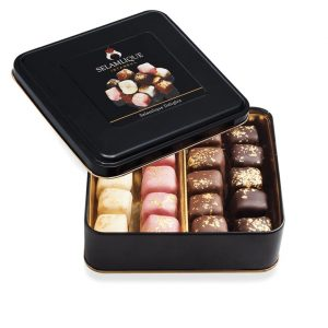 Selamlique Luxury Turkish Delight Mixed, 7.76oz - 220g