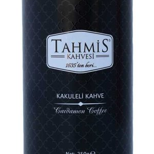 Tahmis - Cardamom Turkish Coffee, 8.81oz - 250g