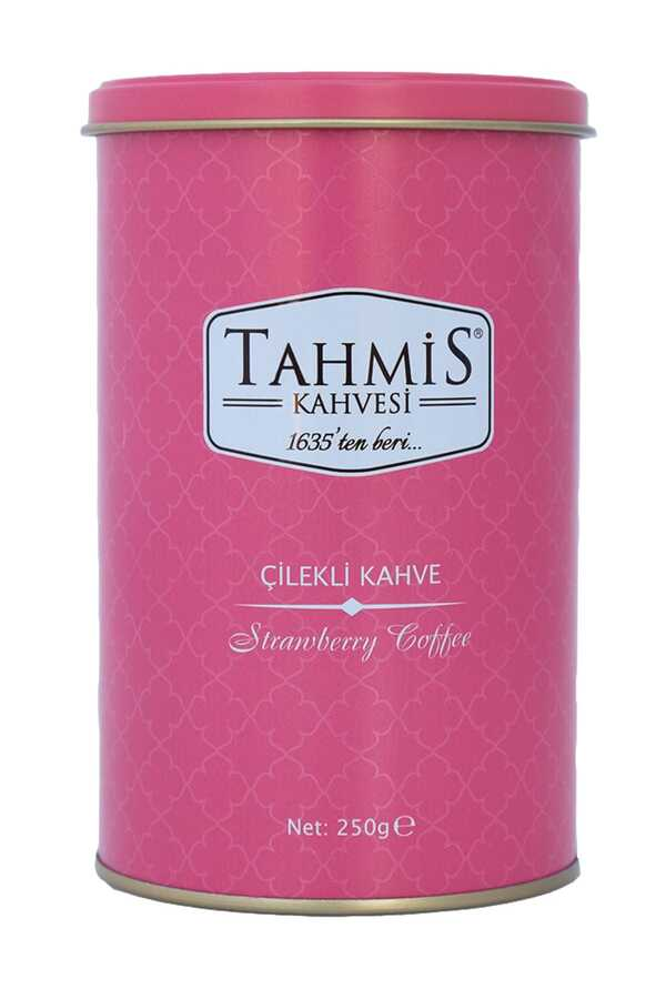 Tahmis - Mountain Strawberry Turkish Coffee, 8.81oz - 250g