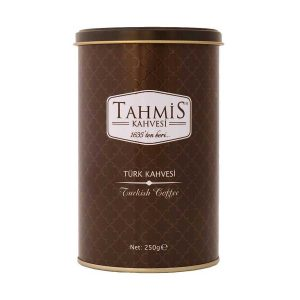 Tahmis - Turkish Coffee Medium Roasted, 8.81oz - 250g