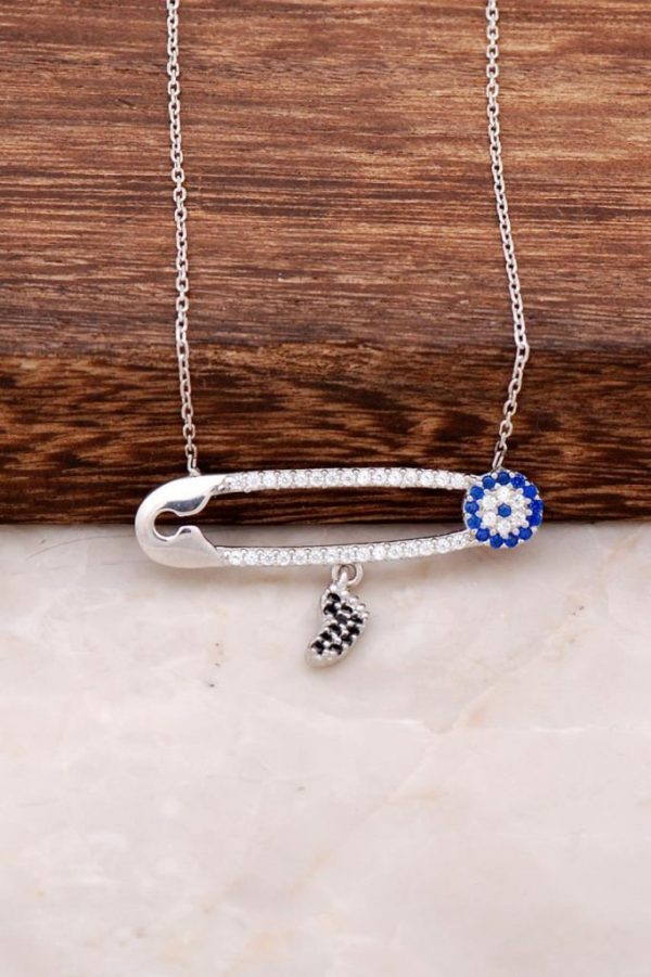 First Step Mother's Special Silver Necklace 2281