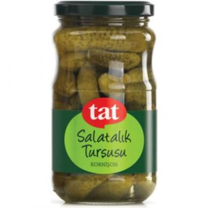 Pickled Gherkins, 24oz-680g
