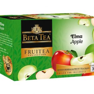 Apple Tea 20x2g - Beta Fruit Tea Collection
