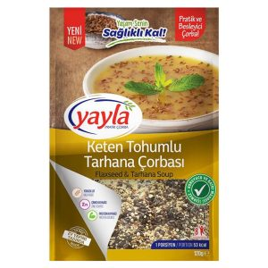Tarhana Soup with Flax Seeds, 4.23oz - 120g