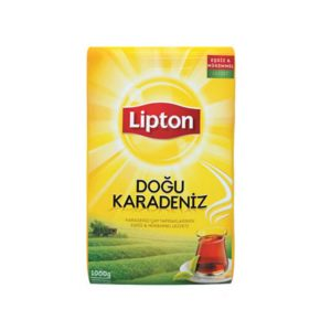 Lipton Black Tea - Eastern Black Sea, 35oz - 1kg