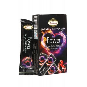 Sultan Power Epimedium Ready to Use Turkish Honey Mix - 5 sachets