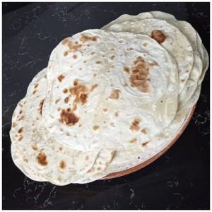 Uno - Lavash, Turkish Yufka Emek, 8pcs - 25cm, 18.34oz - 520g