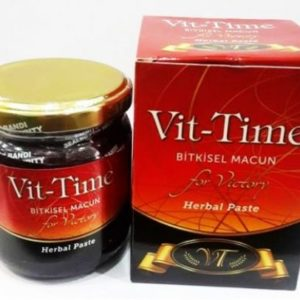 Vit-Time (Vit Energy) Herbal Paste with Pollen, 8.1oz - 230g
