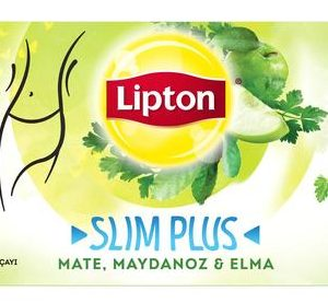 Lipton Slim Plus - Mate, Parsley and Apple Tea, 20 Bags
