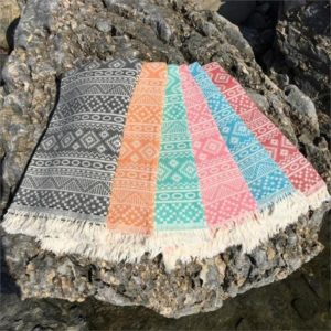Colorful Rug Patterned Loincloth