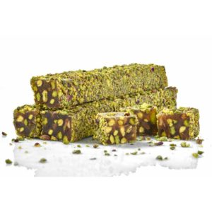 Turkish Delight with Honey and Pistachio, 14.11oz - 400g